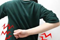 ギックリ腰注意報発令中☆冬の腰痛対策☆
