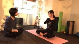 ピラティスインストラクタープロコース*足関節捻挫後のピラティス指導