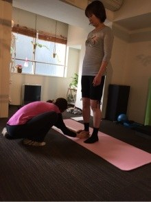【インストラクタープロコース】姿勢分析苦手克服と先天性股関節脱臼のためのピラティス